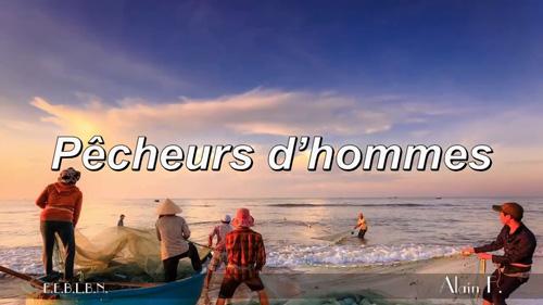Pêcheurs d'hommes.