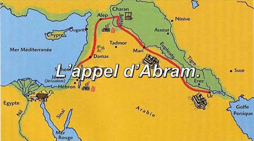 Read more about the article L'appel d'Abram.